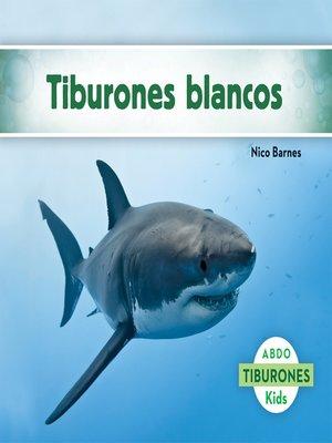 cover image of El gran tiburón blanco