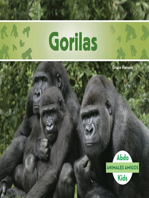 cover image of Gorilas (Gorillas)