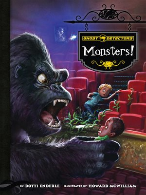 cover image of Monsters!