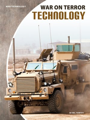 cover image of War on Terror Technology