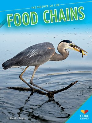 cover image of Food Chains