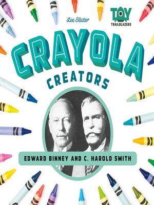 cover image of Crayola Creators