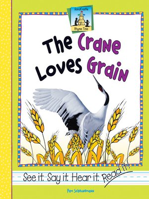 cover image of Crane Loves Grain
