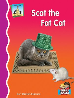 cover image of Scat the Fat Cat