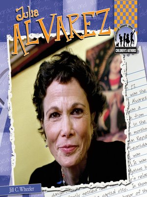 cover image of Julia Alvarez