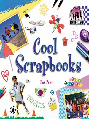 cover image of Cool Scrapbooks
