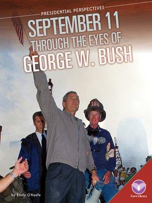 cover image of September 11 through the Eyes of George W. Bush