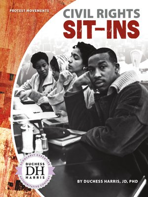 cover image of Civil Rights Sit-Ins