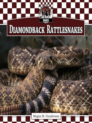 cover image of Diamondback Rattlesnakes