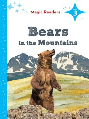 cover image of Bears in the Mountains