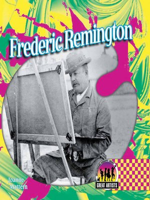 cover image of Frederic Remington