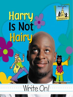 cover image of Harry is Not Hairy