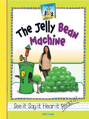 cover image of Jelly Bean Machine