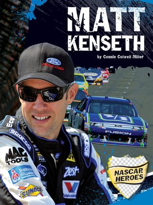 cover image of Matt Kenseth