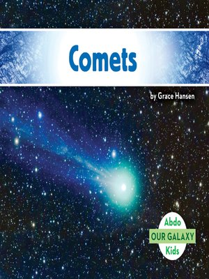 cover image of Comets