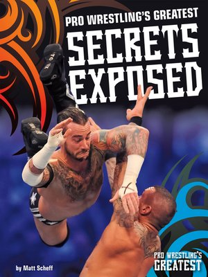 cover image of Pro Wrestling's Greatest Secrets Exposed