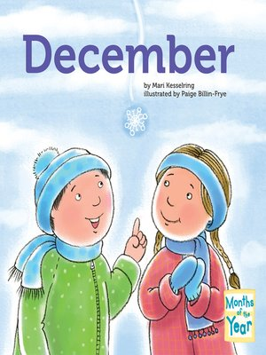 cover image of December