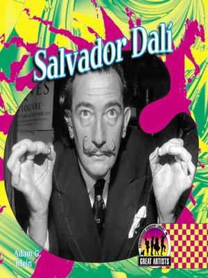 cover image of Salvador Dali