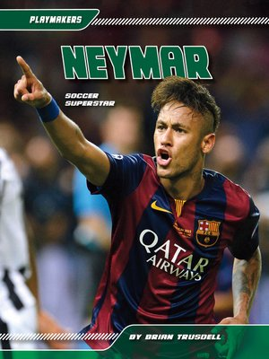 cover image of Neymar: Soccer Superstar