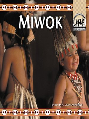 cover image of Miwok