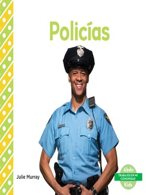 cover image of Policías (Police Officers)