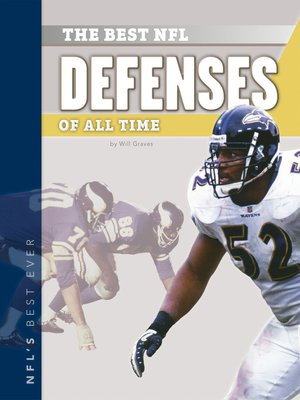 cover image of Best NFL Defenses of All Time