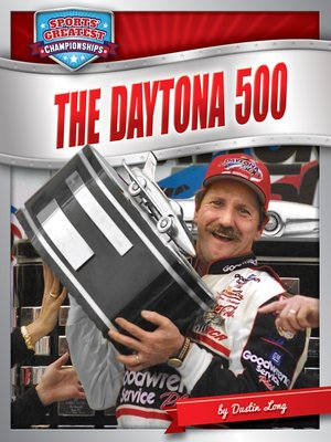 cover image of The Daytona 500