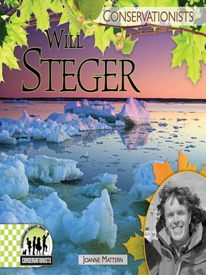 cover image of Will Steger