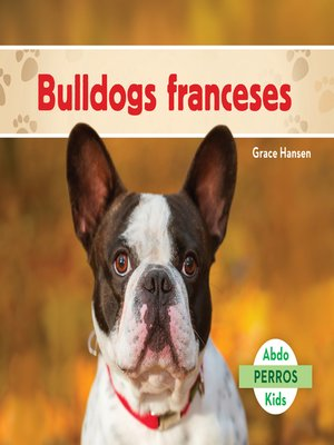 cover image of Bulldogs franceses (French Bulldogs )