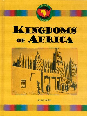 cover image of Kingdoms of Africa