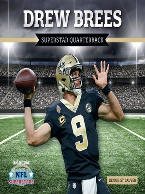 cover image of Drew Brees