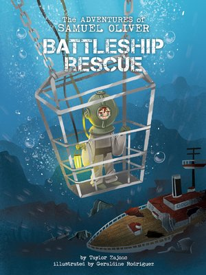 cover image of Battleship Rescue