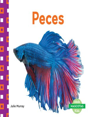 cover image of Peces (Fish)