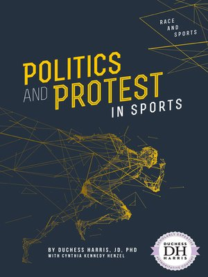 cover image of Politics and Protest in Sports