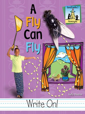 cover image of Fly Can Fly