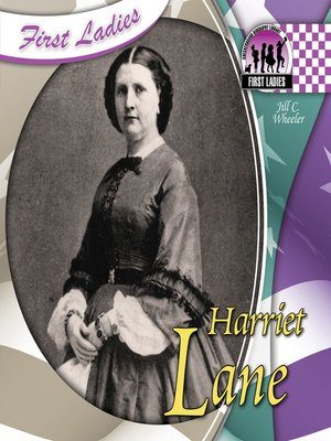 cover image of Harriet Lane