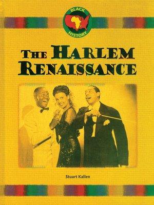 cover image of Harlem Renaissance