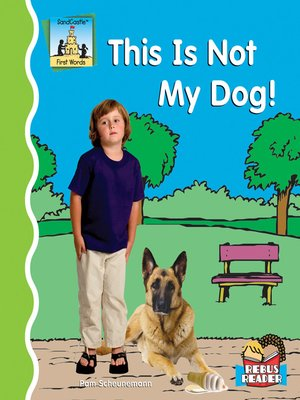 cover image of This Is Not My Dog!