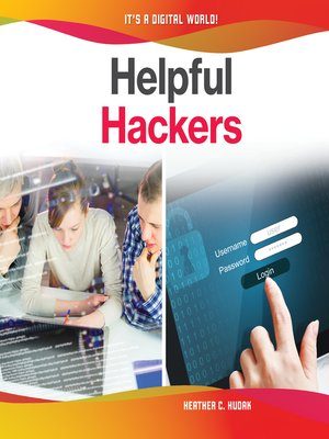 cover image of Helpful Hackers