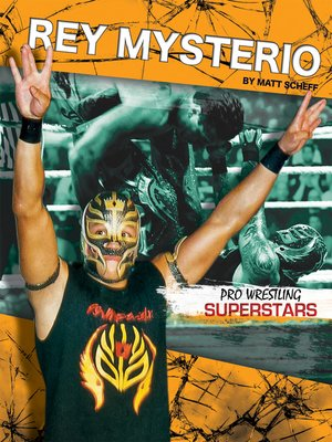 cover image of Rey Mysterio