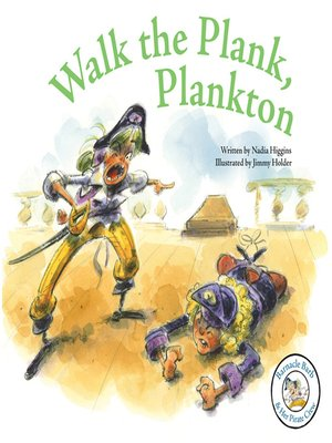 cover image of Walk the Plank, Plankton
