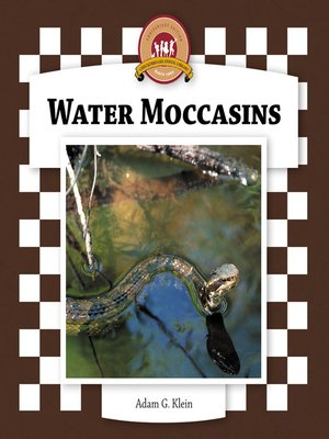 cover image of Water Moccasins