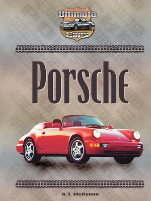 cover image of Porsche