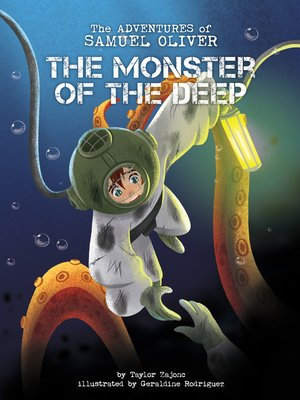 cover image of The Monster of the Deep