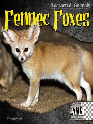 cover image of Fennec Foxes