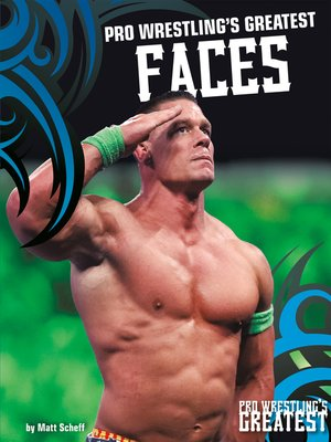 cover image of Pro Wrestling's Greatest Faces