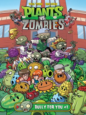 cover image of Plants vs. Zombies (2015), Issue 1
