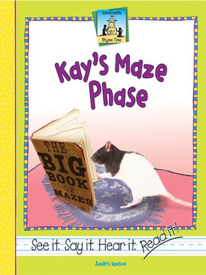 cover image of Kay's Maze Phase