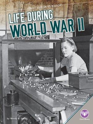 cover image of Life During World War II