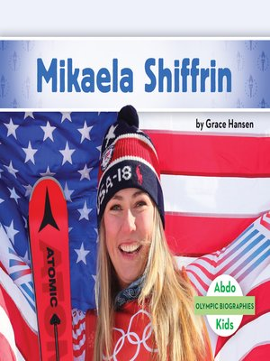 cover image of Mikaela Shiffrin